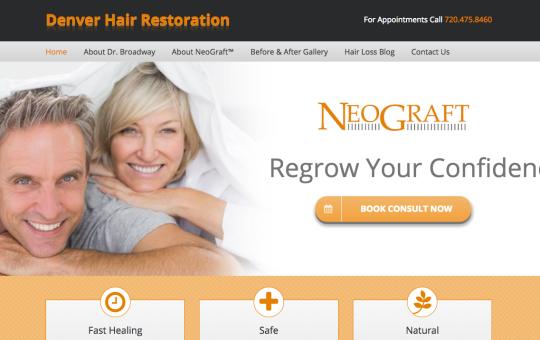 Denver Hair Restoration